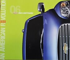 2006 Chevrolet Car and Truck Brochure