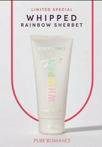 Pure Romance Whipped Flavored Lubricant - Rainbow Sherbet