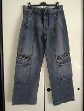 Jeans Uomo/Ragazzo Armani Jeans tg 33 Originali Denim Vintage da Collezione Raro