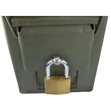 10 Count Ammo Box Can Lock Hardware Kits .50 Cal, Fat 50, 30 Cal, 20 mm, 40 mm