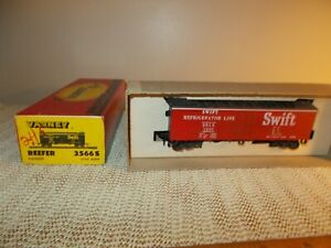 1967 VARNEY 2566S SWIFT REEFER, IOB,  EXCELLENT