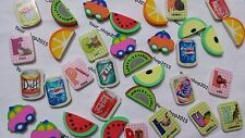 50-1000 ASSORTED PARTY BAG ERASERS CHILDRENS KIDS LOOT GOOD PINNATA FILLERS TOYS