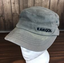 Kangol Army Cap Hat Green 9720BC Fashion Cap e5faf1ec317f