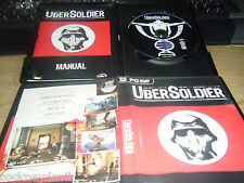 "Ubersoldier   ""rare cult game ""ORIGINAL full VGC PC fast free UKpost"