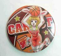 One Piece Can Badge Button Carrot Mink Yakara SPORTS Anime Eiichiro Oda Anime JP