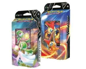 Pokemon TCG Gardevoir + Victini V Battle Deck Box ( 2 Decks 1 of each) Brand New