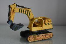 Old Vintage Excavator Builders Digger Decoration 16 x 7 x 12 cms