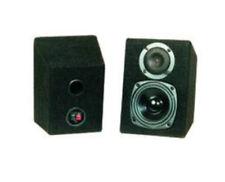 Lautsprecher Trapezboxen HIFI Schutzbespannung 2 Wege