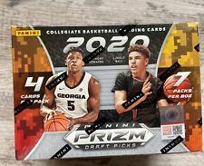 NBA Panini Prizm Basketball 2020 Trading Card Box