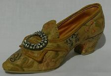 +Raine Willitts Designs Just The Right Shoe 1998 Afternoon Tea 25016 Collectible