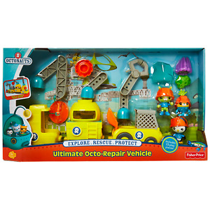 Octonauts™ ULTIMATE OCTO-REPAIR VEHICLE Toy Playset with Figures