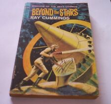 BEYOND THE STARS Cummings 1963 Ace Books libro in inglese fantascienza