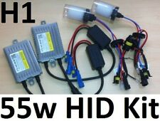 H1 HID Kit 55W 12V Slim Ballasts suits Holden VT Commodore Hi Beam