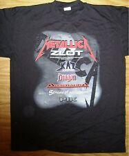 Metallica  zlot / Kat, Dragon, Genesis Of Aggr-   t-shirt