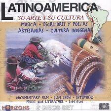 Horizons Collection : Latino America Su Arte y Cultura CD