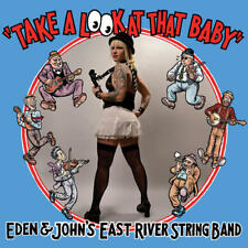 Eden & John's East River String Band - Take A Look At That Baby LP MARBLE VINYL