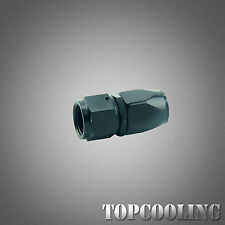 Universal 8AN Straight Swivel Oil Fuel Hose End Fitting Adapter