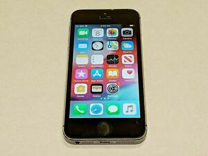 Apple iPhone 5s A1533 16GB AT&T Wireless Space Gray Smartphone/Cell Phone