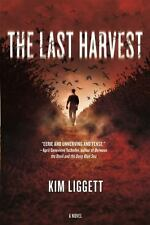 The Last Harvest by Kim Liggett (English) Hardcover Book FREE SHIPPING!