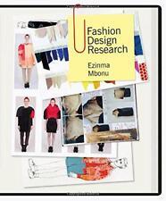 Diseño de Moda Research por Ezinma Mbonu ,Nuevo Libro,(Libro en Rústica) Libre y