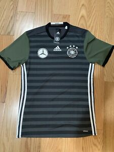 Adidas DFB Germany Player issue adizero jersey 2016 AC6548 soccer Sz L Benz 7