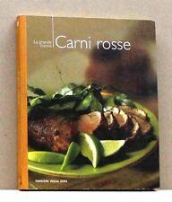 CARNI ROSSE - La Grande Cucina [Libro, Corriere della Sera]