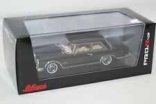 SCHUCO Mercedes-Benz 600 Coupe schwarz 1/43