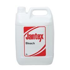 Jantex CANDEGGINA 5Ltr 275x190x130mm LAVAGGIO PULIZIA BAGNO CUCINA commerciale