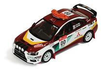 Mitsubishi Lancer EVO X #00 Rally Japan 2008 Safety Car RAM454 IXO 1:43 New
