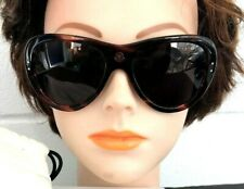 New MONCLER MC 51801 MIAGE SUNGLASSES Tortoise Brown w/case & Box ITALY