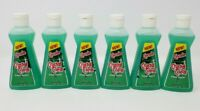 Cascade Crystal Clear Rinse Agent Lot of 6 3.5 oz Bottles Rare Discontinue NOS