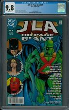JLA 80-PAGE GIANT #1 CGC 9.8 (7/98) DC white pages