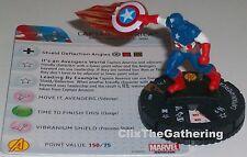 Captain America #049 Avengers Assemble Marvel Heroclix Super Rare