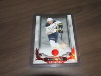 2018-19 Upper deck Artifacts red #37 kyle okposo /299