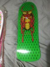 New Powell Peralta Bug Reissue Skateboard Deck Green