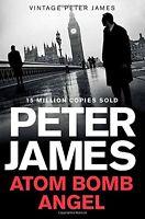 PETER JAMES ____ ATOM BOMB ANGEL ___ BRAND NEW ___ FREEPOST UK