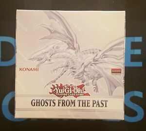 Ghosts from the Past - Display Box of 5 Units - GFTP - Sealed - 1st Ed - YuGiOh