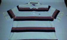 ECKO UNLTD XXL men's polo shirt strips FANTASTIC COLORS