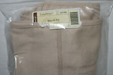 New Longaberger Step It Up Fabric Liner For Basket, Oatmeal
