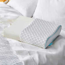 New Serenity by Tempur-Pedic Contour Memory Foam Pillow