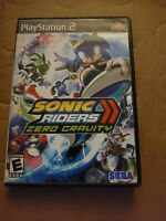 Sonic Riders Sony PlayStation 2 PS2, 2008 Sega Game No Manual