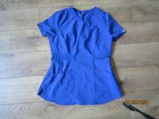 Sm, Royal blue,cherokee infinity scrubs womens Top