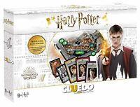 Harry Potter Cluedo - White - 037198