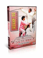 Chinese Kungfu Brief Introduction to Wudang Duel Swordplay by Chu Guiting Dvd
