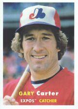2015 Topps Archives Baseball #78 Gary Carter Montreal Expos