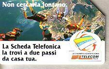 Telefonkarte Italien gut erhalten + unbeschädigt (intern: 2262 )