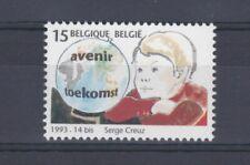 Belgique 1993 2531 ** Les enfants acteurs de l'avenir