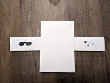 Google Glass Explorer Edition XE V2 (BLACK / GRAY) complete with stereo earbuds