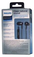 Philips she8105bk/00 in-ear-auriculares con micrófono negro