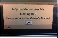 Reparación Comand w204 ntg4 HDD hard disk disco duro